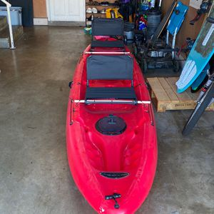 12ft 2-3 Person Kayak for Sale in Chula Vista, CA