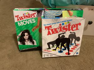 Twister package for Sale in Santee, CA
