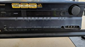 Onkyo TX-SR606 receiver for Sale in Broomfield, CO