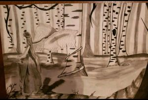 Ink wash for Sale in Peoria, IL