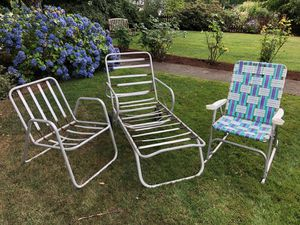 Outdoor furniture for Sale in Lacey, WA