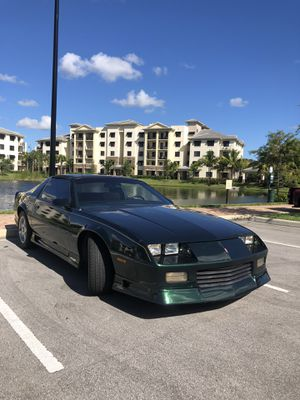 Camaro 1992 for Sale in Lauderhill, FL
