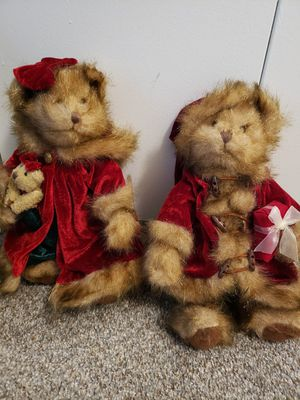 Holiday Teddy Bears for Sale in Tinley Park, IL