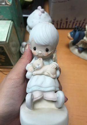 """Precious Moments """"The Purr-Fect Grandma"""" for Sale in Lewisville, TX"""