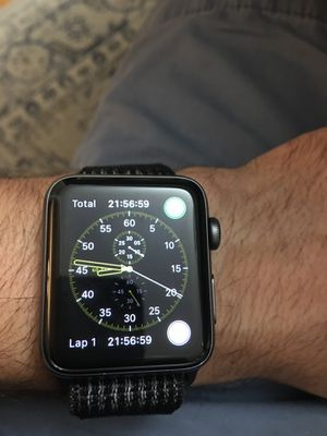 Apple Watch ⌚️ series 3 Nike + for Sale in Fairfax, VA
