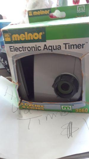 Mellor timer for sprinkler for Sale in Queens, NY