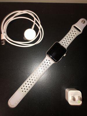 Apple Watch Series 2 42 MM - Silver/Aluminum (Nike Edition) for Sale in Atlanta, GA