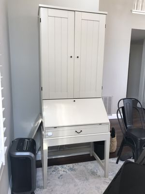 Ikea Secretary Desk for Sale in Oceanside, CA