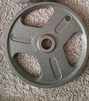 (1) 45lbs plate weight for Sale in Denver, CO