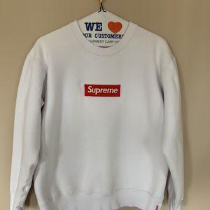 Supreme Box Logo Sweatshirt for Sale in Springfield, VA