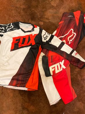Fox youth riding gear for Sale in Riverside, CA