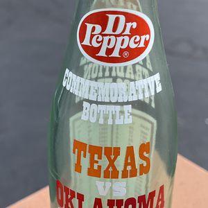 3 commemorative Dr Pepper Bottles for Sale in Santee, CA