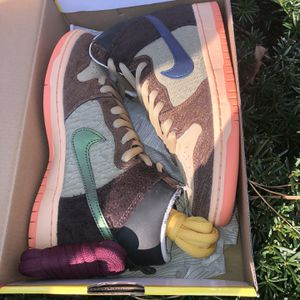 "Nike Dunk High ""Turdunken"" Special Box for Sale in Brick Township, NJ"