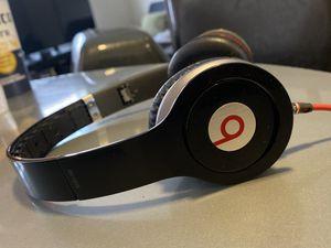Black Beats headphones for Sale in Los Angeles, CA