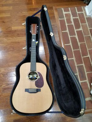 Martin 12 strings with L.R baggs active pickup for Sale in Waynesboro, VA