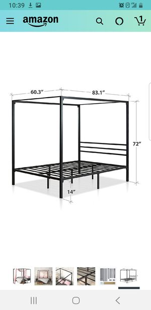 New! Queen Canopy Frame for Sale in Round Rock, TX