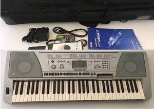 Yamaha keyboard Psr 450 with disk drive for Sale in Sarasota, FL