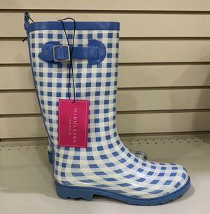 Middleton Rain Boots Size 8 for Sale in Mesquite, TX
