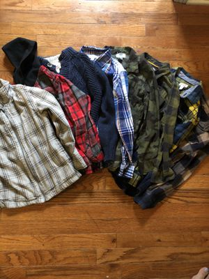 Bundle of size 6/7 boys shirts for Sale in Chicago, IL