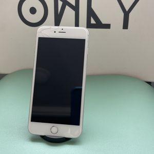 iPhone 6 Plus - Silver - Att - iCloud Lock for Sale in Fresno, CA
