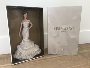 """Barbie Gold Label Collection Vera Wang Bride """"The Romanticist"""" Barbie Collection Doll for Sale in Encinitas, CA"""