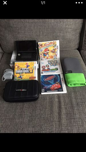 Nintendo 3DS XL with games for Sale in Warren, MI