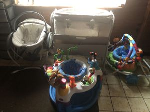 Baby Furniture Graco, Fisher and Ingenuity for Sale in Elkins Park, PA