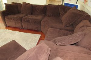 5 piece sectional couch for Sale in Tampa, FL