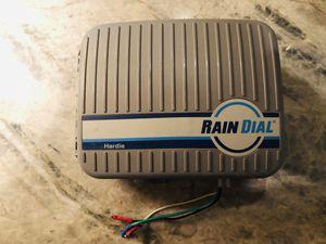 Rain dial sprinkler timer for Sale in Gilbert, AZ