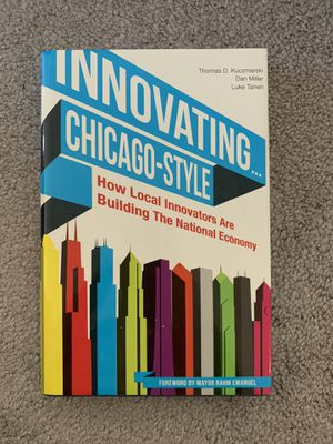 Innovating Chicago Style for Sale in Chicago, IL