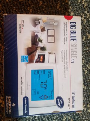 Air Conditioning Digital Touch Screen Thermostat for Sale in Garden Grove, CA