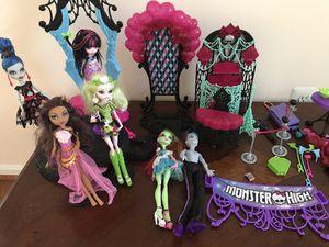 Monster High for Sale in Lorton, VA