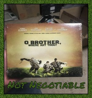 O Brother, Where Art Thou? - Album Soundtrack for Sale in Philadelphia, PA