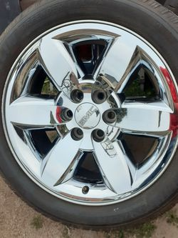 20 Inches Rims for Chevy Or GMC for Sale in Oakley,  CA