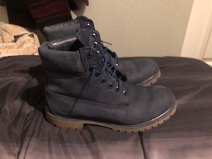 Navy Blue Timberlands for Sale in Portland, OR