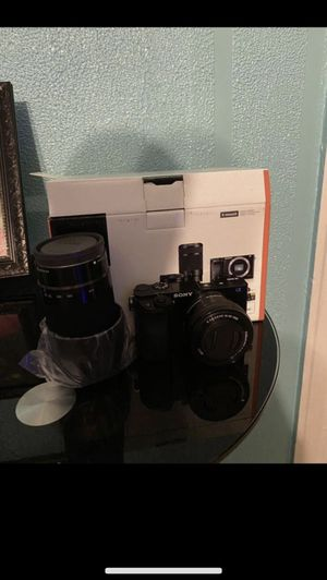 Sony A6000 for Sale in Yonkers, NY