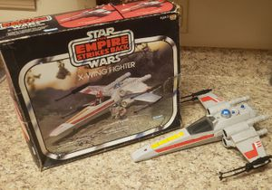 Vintage Kenner 1980 Star Wars X-Wing X Wing Empire Strikes Box Action Figure for Sale in Aurora, CO