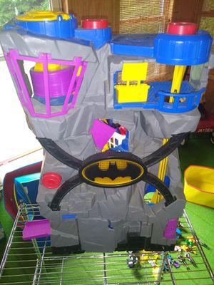 Batman cave toy for Sale in Elizabethtown, PA