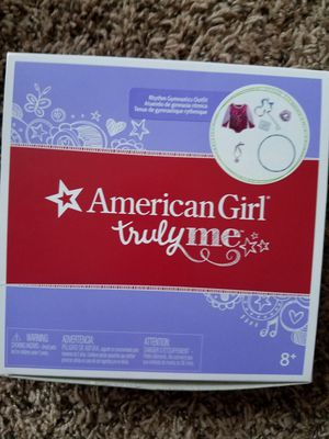 American Girl Doll Gymnast outfit for Sale in Reynoldsburg, OH