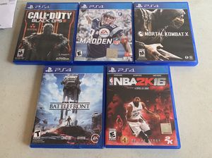 PS4 Games for Sale in Columbus, OH