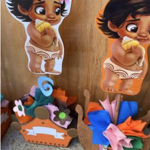 Baby Moana CenterPieces for Sale in Long Beach, CA