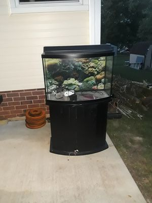 Fish tank and stand for Sale in Springdale, MD