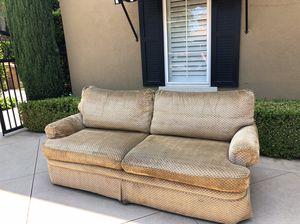 Tan Sofa for Sale in Fullerton, CA