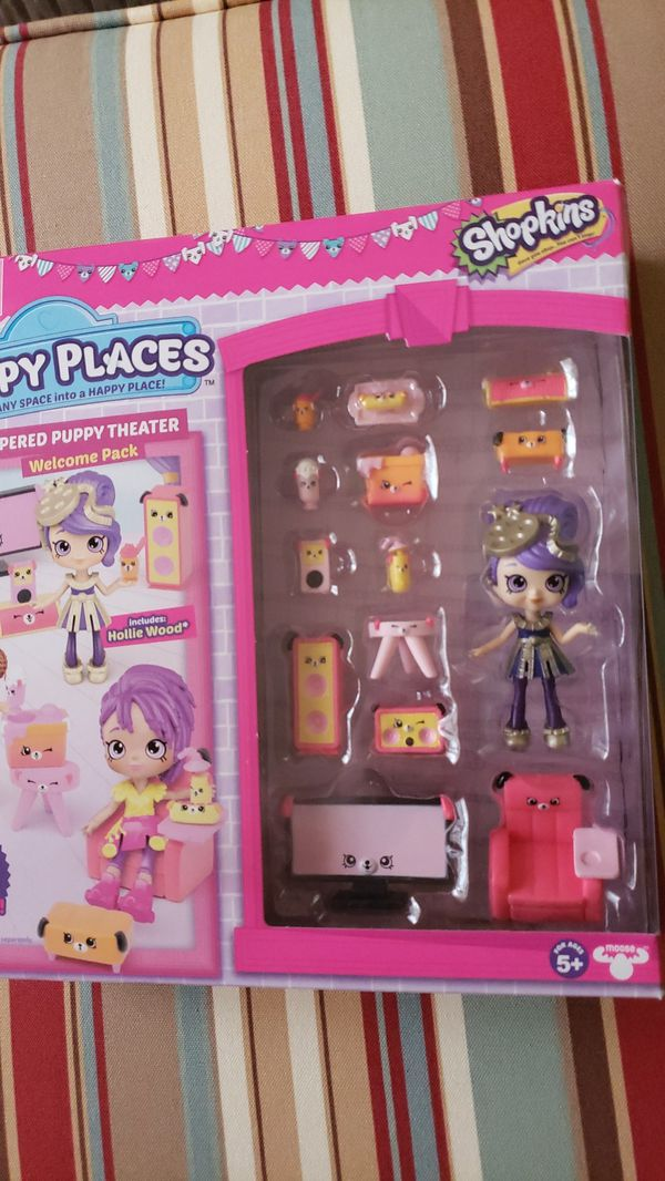 NEW SHOPKINS HAPPY PLACES