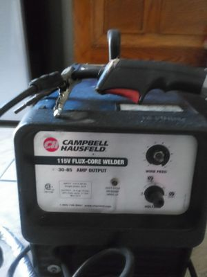 Campbell Hausfeld Flux_Core Welder for Sale in Los Angeles, CA
