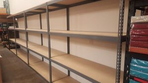Shelves for wall warehouse garage office storage - Delivery Available - Pickup in Duarte - Different sizes available for Sale in Los Angeles, CA