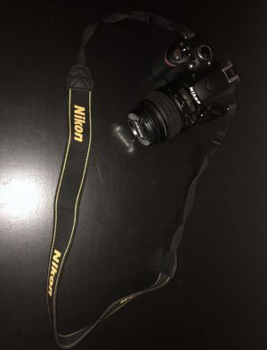Nikon D3200 Bundle for Sale in Middletown, CT
