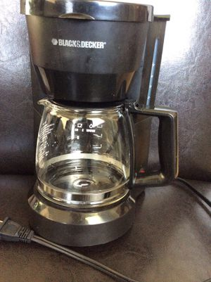 5 cup coffee maker for Sale in Nashville, TN