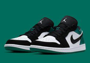 Nike Air Jordan 1 Low Mystic Green for Sale in South El Monte, CA