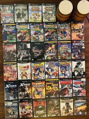 Nintendo GameCube games for Sale in Tampa, FL